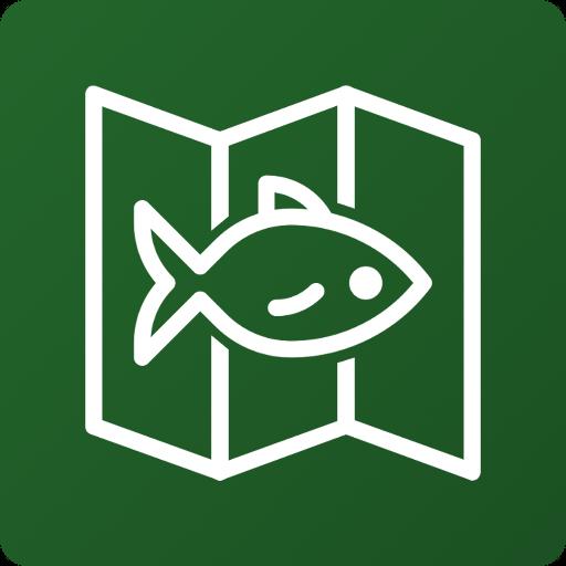 Fischroute Logo